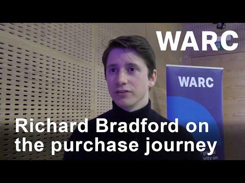 WARC Behavioural Economics Event: Richard Bradford on the purchase journey
