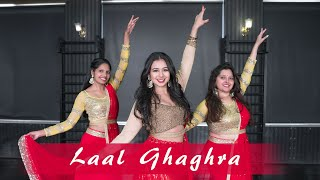 Laal Ghaghra | Good Newwz | Team Naach Choreography