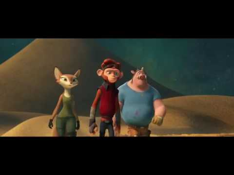 Download Spark  A Space Tail   We can Save the Galaxy   Jace Norman and Jessica Biel Animated Movie