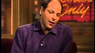 "ROBERT SCHIMMEL on ""COMICS ONLY"" with PAUL PROVENZA (Ep108 -1991)"