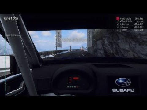 DiRT Rally 2.0 Volant Thrustmaster T 300rs