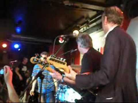 Steve Diggle, Mick Jones, Glen Matlock, Mick Avory & Bob Manton 100 Club - You Really Got Me