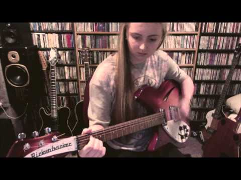 Me Singing 'Some Other Guy' By The Beatles (Full Instrumental Cover By Amy Slattery)