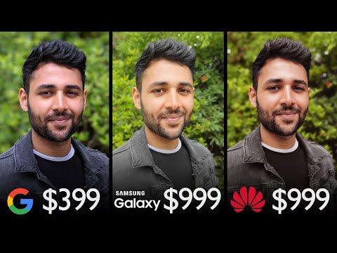 Google Pixel 3a Vs Galaxy S10 Plus Vs Huawei P30 Pro Camera Comparison