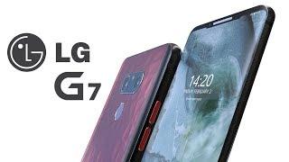 LG G7 introduction (concept)