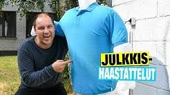 """Big Brother -voittaja Perttu Sirviöllä erikoinen paidansilityskone - """"Paloiko ne siihen?!"""""""