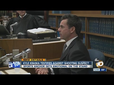 Kyle Kraska testifies against shooting suspect