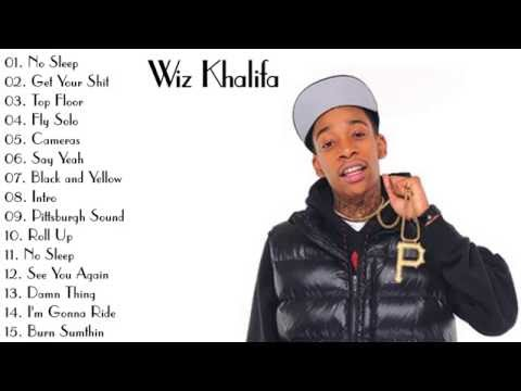 Wiz Khalifa Greatest Hits Full Album 2016 ♫♫♫ Best Of Wiz Khalifa