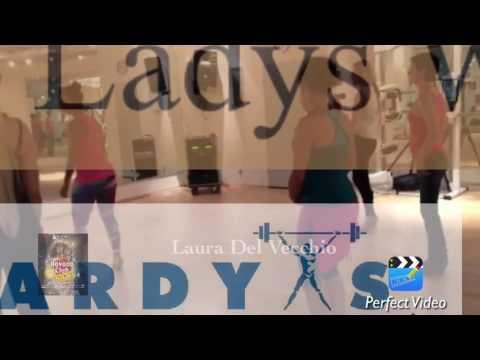 Bachata Ladys Workshop Augsburg mit Laura Del Vecchio - YouTube
