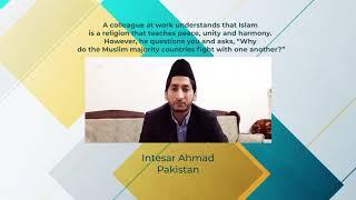 Intesar Ahmad   Face2Face Series 3   Round 3