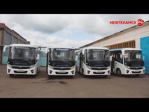 20 новых автобусов.