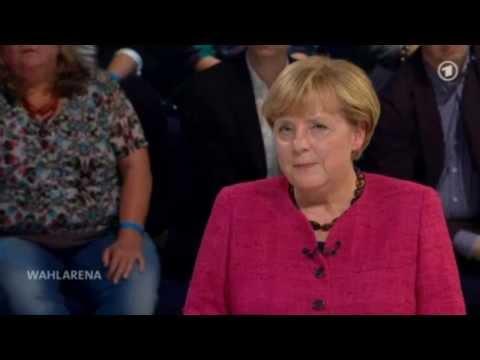 Angela Merkel und die homosexuelle Gleichstellung