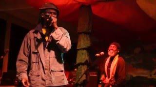 "Midnite Band - ""Pass It On"" live, Vaughn Benjamin/Akae Beka"