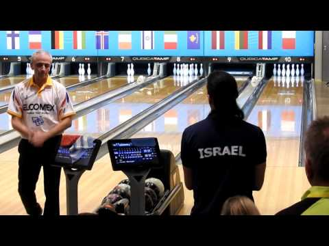 Perfect bowling game .  ECC 2016 - European Champions Cup , Olomouc