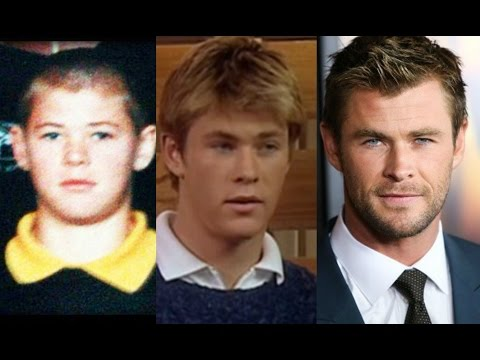 Chris Hemsworth : A life in pictures