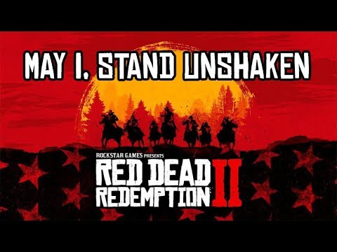Red Dead Redemption 2 Soundtrack - May I Stand Unshaken
