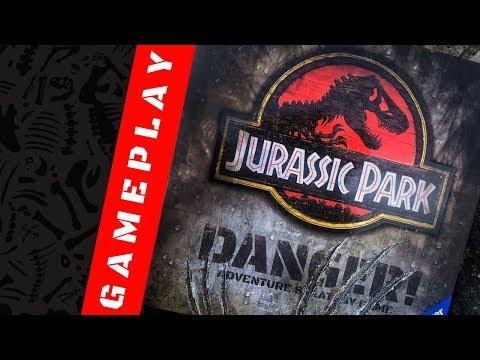 Jurassic Park DANGER! - Gameplay