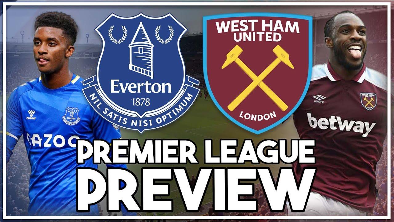Everton v West Ham Utd Preview   'Allan & Doucouré have been superb'