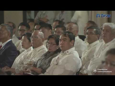 Oath-taking of the Newly-Appointed Government Officials (Speech) 1/9/2017