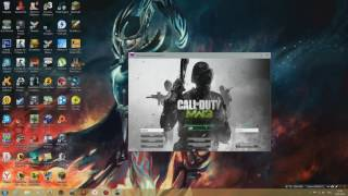 Как играть в Call Of Duty Modern Warfare 3 на пиратке по сети