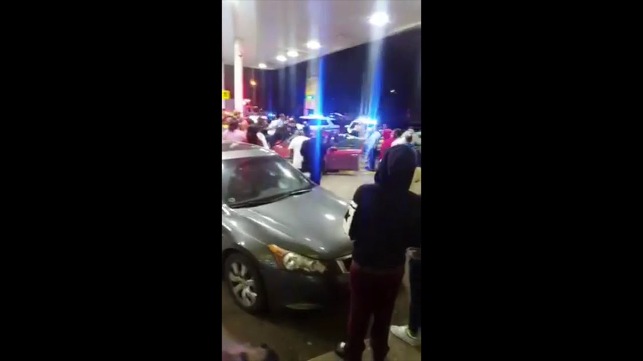 2 dead, 3 injured in New Orleans shooting: Video captures chaotic aftermath