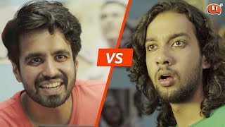 If India And Pakistan Were Roommates | Independence Day Special | Being Indian