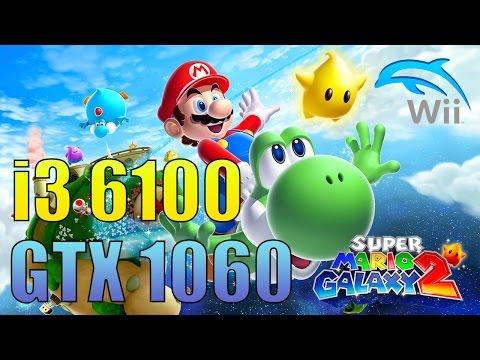 Wii | Super Mario Galaxy 2 | 1080p 60FPS | Ishiiruka Dolphin | i3-6100 | GTX 1060