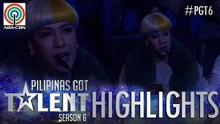 PGT 2018 Highlights: Vice Ganda sings ala Kris Aquino during PGT Auditions