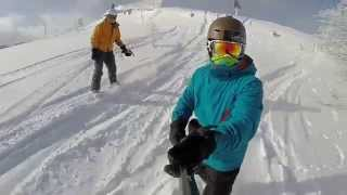 видео Крым – горнолыжный курорт Ай-Петри