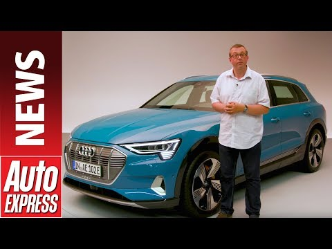 New 2019 Audi e-tron electric SUV revealed – meet Audi's Jaguar I-Pace beater