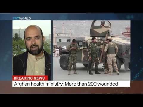 Taliban claims deadly Kabul attack, Bilal Sarwary reports
