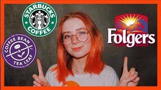 Redesigning Popular Coffee Logos