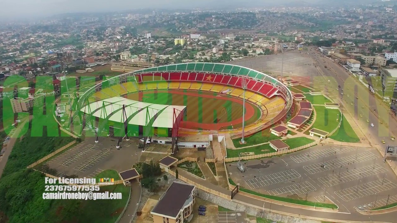 Yaounde is the capital of Cameroon 74