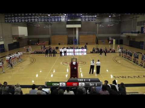 Volleyball- CCC vs Chemeketa