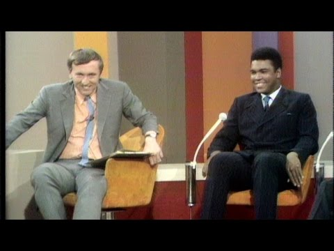 Watch Lost Video Of a Young Muhammad Ali Acting and Joking On TV