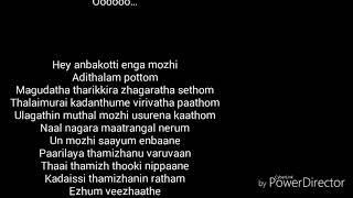 Gambar cover Mersal aalaporan tamilan lyrics !!