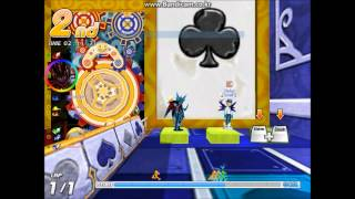 Atomix Tales Runner ~ Wonderland Map with Allan and friends~