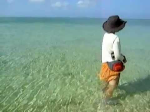 渡名喜島のアンジェーラ浜 - You...