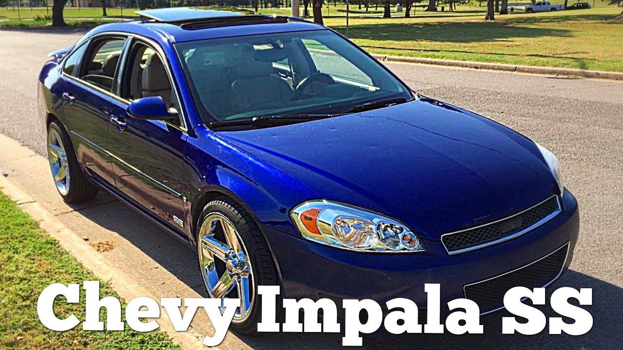 2006 Chevy Impala SS On 20u0027s Irocs Walk Around