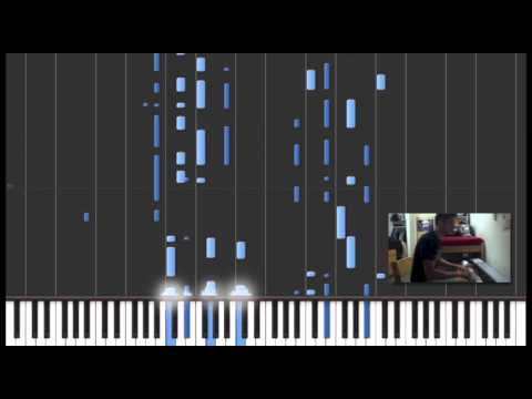 Dreaming - Smallpools (Synthesia Tutorial with FREE MIDI)