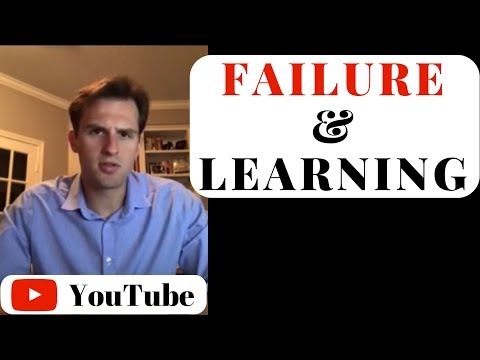 The One About Lessons from a Recent Failure