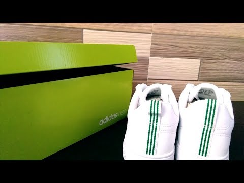 UNBOXING AND REVIEW OF ADIDAS NEO ADVANTAGE CLEAN !!!