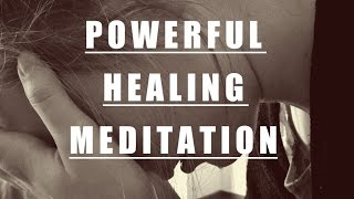 Guided meditation Healing loss of a loved one