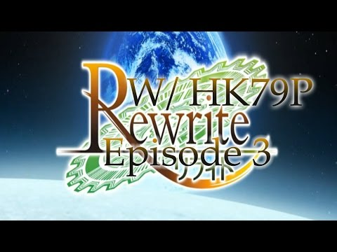 Rewrite(VN) Again Episode 3 ~ Back to school