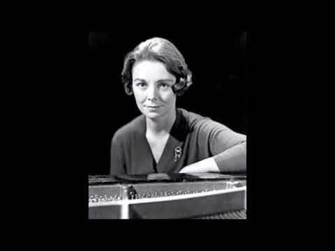 Lilian Kallir plays Chopin: Prelude op. 28 no. 17