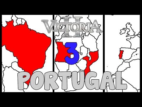 Victoria 2 HPM mod - Restoring the Portuguese Empire 3