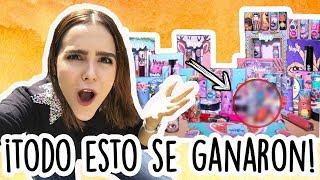 ¡ELLOS  GANARON TODO ESTO Y TIENES QUE VERLO EN VIVO!