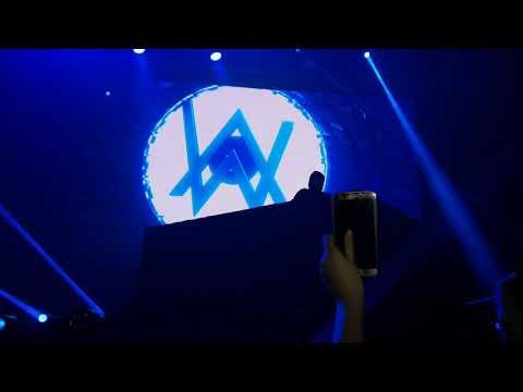 Alan Walker Live In Seoul - Lost Control + Legends Never Die