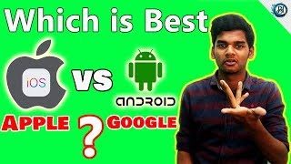 Android vs iOS : Which is the Best Mobile OS ? Boo Tech