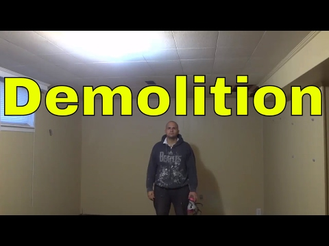 removing-ceiling-tiles-stapled-down-diy-demolition